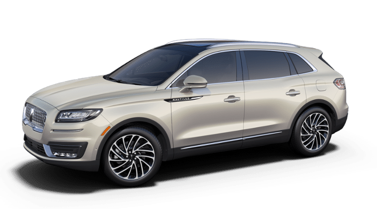 New 2019 Lincoln Nautilus Reserve SUV For Sale in East Hartford, CT